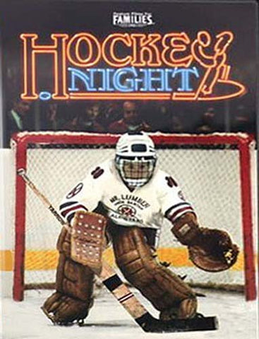 Hockey Night DVD Movie