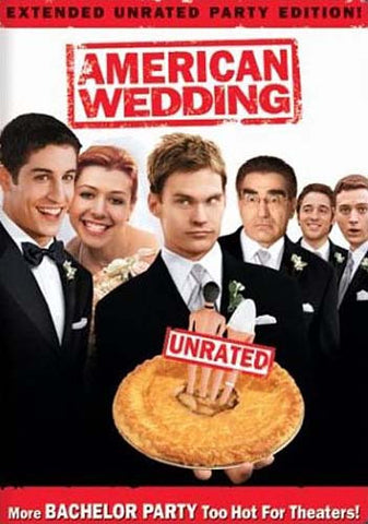 American Wedding (Extended Unrated Party Edition) DVD Movie