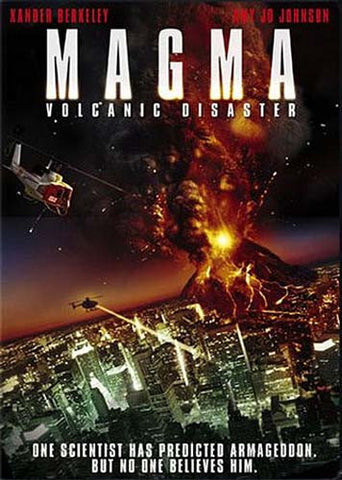 Magma - Volcanic Disaster DVD Movie