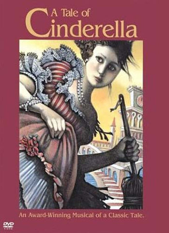 A Tale of Cinderella (Snapcase) DVD Movie