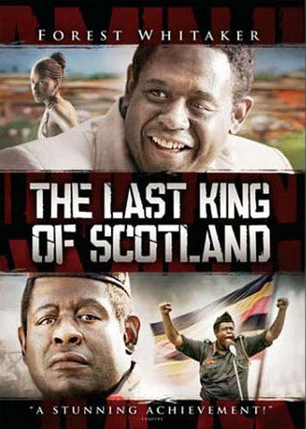 The Last King of Scotland (Widescreen Edition) DVD Movie