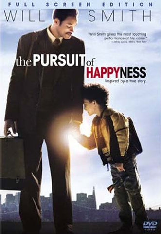 The Pursuit of Happyness (Full Screen Edition) DVD Movie