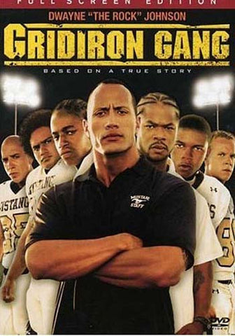 Gridiron Gang (Full screen) DVD Movie