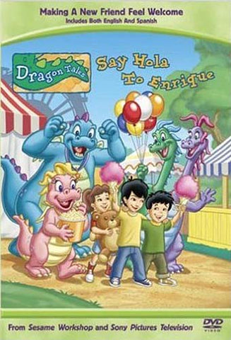 Dragon Tales - Say Hola to Enrique DVD Movie