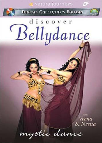 Discover Bellydance - Mystic Dance DVD Movie