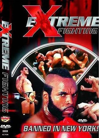 Extreme Fighting - Banned in New York! DVD Movie