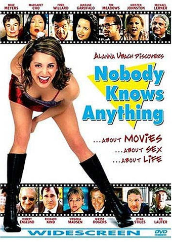 Nobody Knows Anything DVD Movie