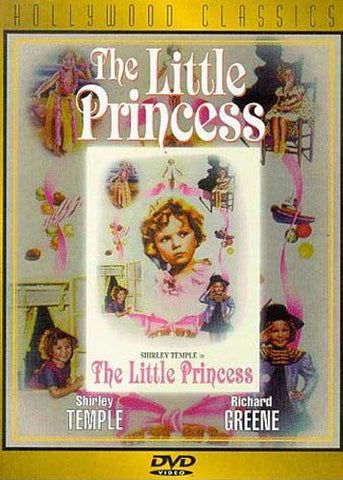 The Little Princess (Hollywood Classics) (Shirley Temple) DVD Movie