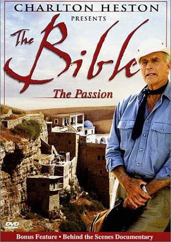 Charlton Heston - The Bible - The Passion DVD Movie