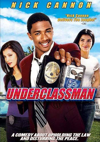 Underclassman(Bilingual) DVD Movie