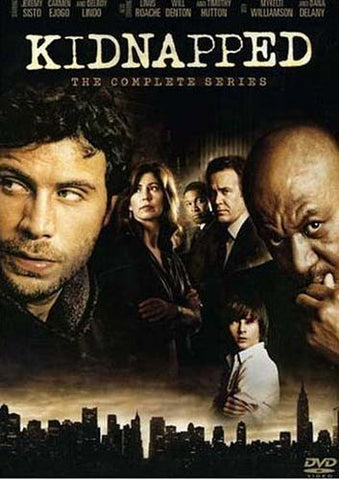 Kidnapped - The Complete Series (BoxSet) DVD Movie