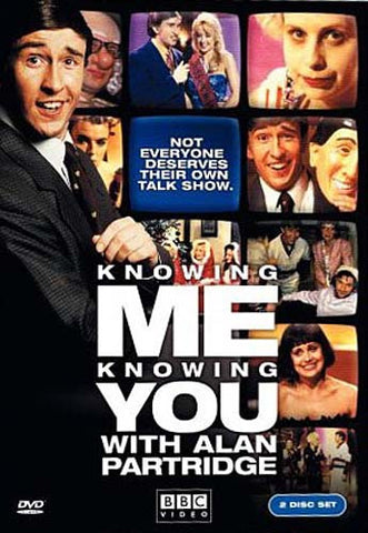 Knowing Me, Knowing You with Alan Partridge DVD Movie