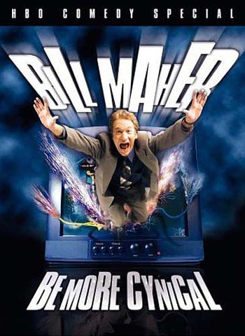 Bill Maher - Be More Cynical DVD Movie