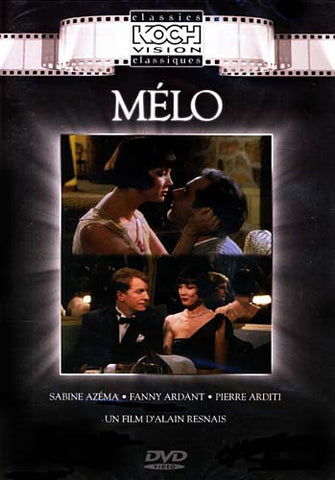 Melo DVD Movie