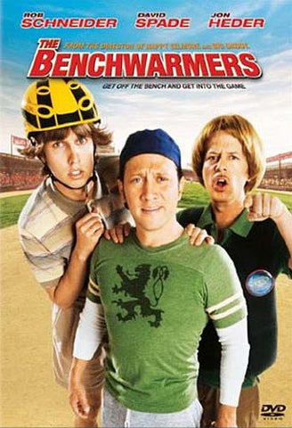 The Benchwarmers DVD Movie