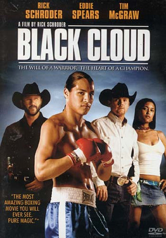 Black Cloud DVD Movie