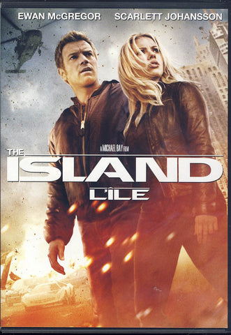 The Island (Bilingual) DVD Movie