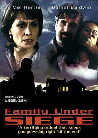 Family Under Siege DVD Movie