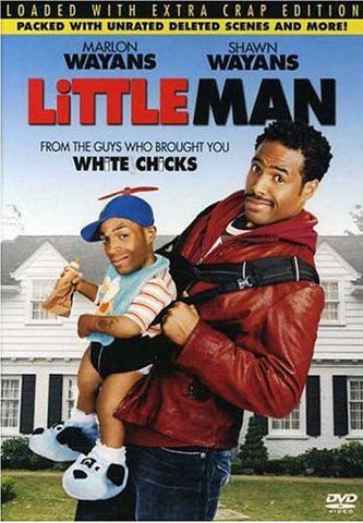 Little Man (Widescreen Edition) (Extra Crap Edition) DVD Movie