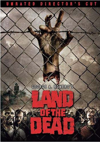 Land of the Dead (Unrated Director s Cut) (Fullscreen) DVD Movie