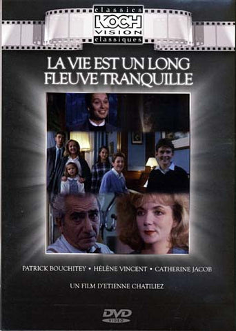La Vie est un Long Fleuve Tranquille DVD Movie