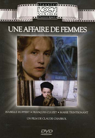Une Affaire De Femmes (French Only) DVD Movie