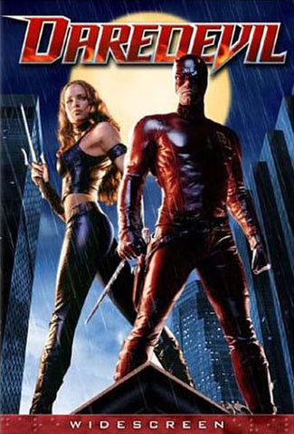Daredevil - 2 Discs (Widescreen) DVD Movie
