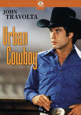 Urban Cowboy DVD Movie
