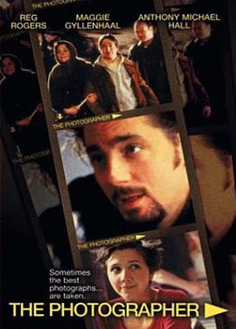 The Photographer DVD Movie