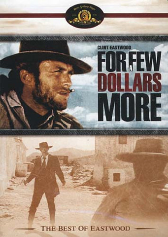 For A Few Dollars More DVD Movie