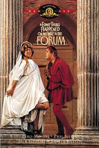 A Funny Thing Happened on the Way to the Forum (MGM) DVD Movie