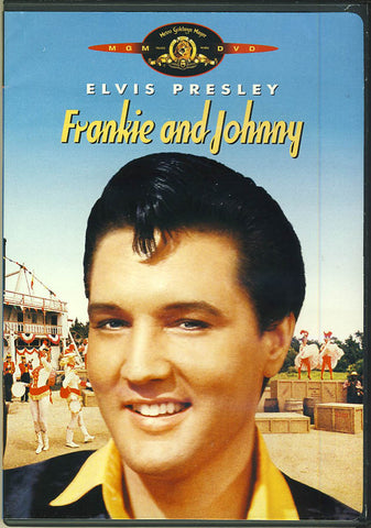 Frankie and Johnny DVD Movie