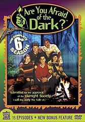 Are You Afraid of The Dark The Complete Sixth (6th) Season (Boxset)
