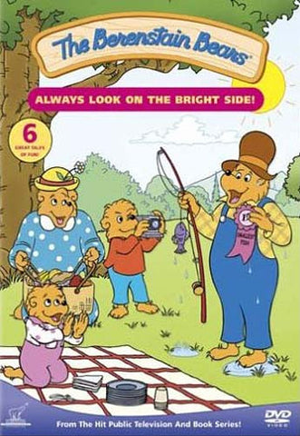 The Berenstain Bears - Always Look on the Bright Side DVD Movie