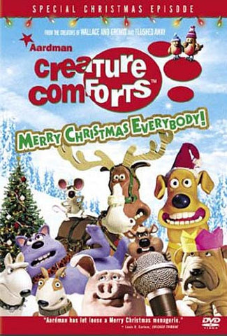 Creature Comforts - Merry Christmas Everybody DVD Movie