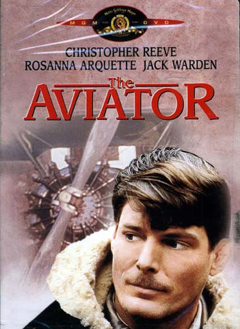 The Aviator (Christopher Reeve) DVD Movie