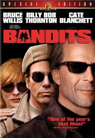 Bandits (Bruce Willis) (Special Edition) (MGM) (Bilingual) DVD Movie
