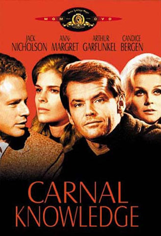 Carnal Knowledge DVD Movie