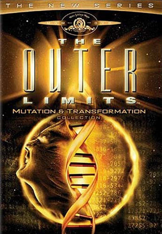The Outer Limits - Mutation and Transformation Collection DVD Movie