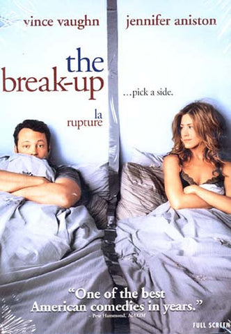 The Break-Up (Full Screen Edition) (Bilingual) DVD Movie
