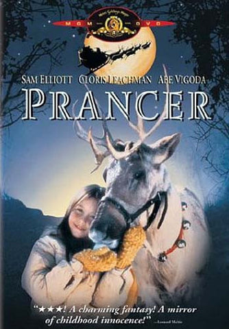 Prancer DVD Movie
