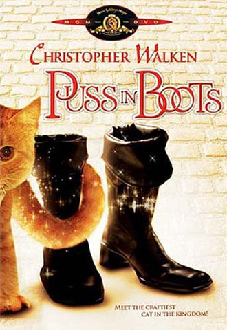 Puss in Boots (MGM) DVD Movie