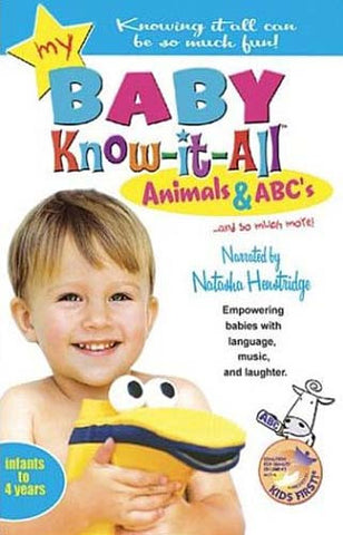 My Baby Know-it-All - Animals and ABC's... and So Much More! DVD Movie