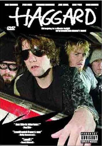 Haggard (Rated Version) (Bam Margera) DVD Movie