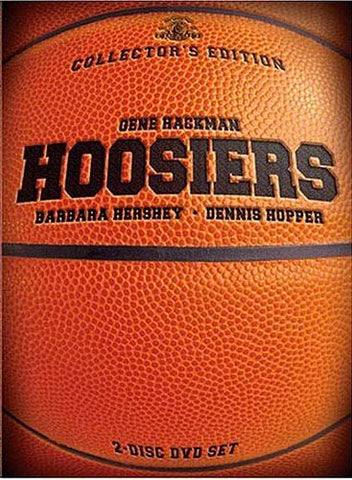 Hoosiers (2-Disc Collector s Edition) (Bilingual) DVD Movie