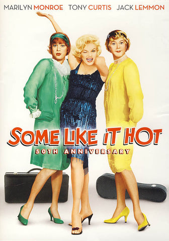 Some Like It Hot (50th Anniversary) DVD Movie