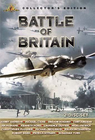 Battle of Britain (Two Disc Collector's Edition) (MGM) (Bilingual) DVD Movie