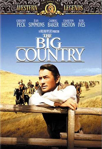 The Big Country DVD Movie