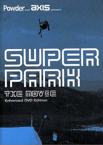 Superpark - The Movie DVD Movie
