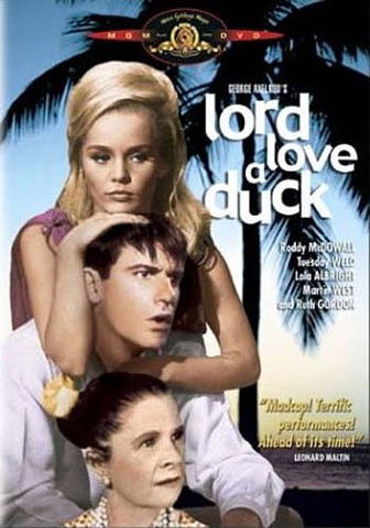 Lord Love a Duck (MGM) DVD Movie